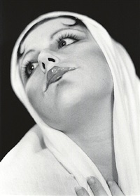 untitled (towelhead) by cindy sherman