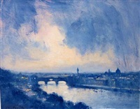 evening haze – florence by ian houston