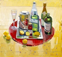 aperitif: the ingredients by glen scouller