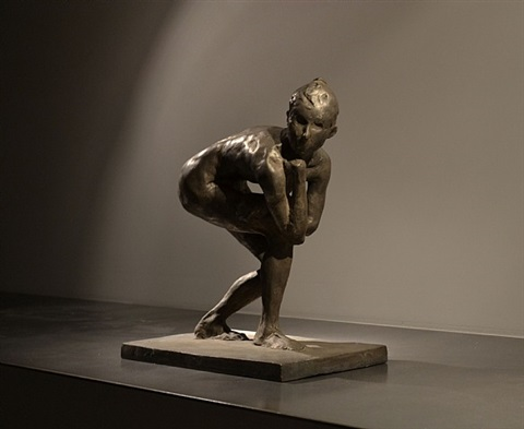 swimmer at rest by eric fischl