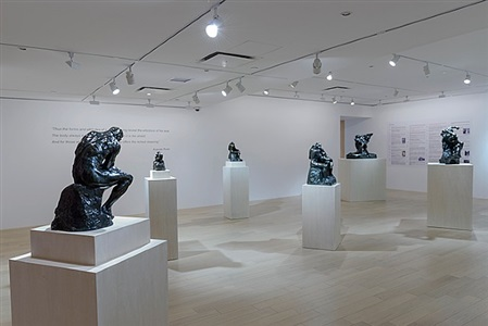 auguste rodin 1840-1917 bronzes exceptional early casts, in collaboration with nevill keating pictures, ltd by auguste rodin