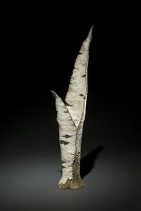 paper birch vase by eric serritella