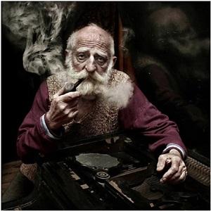 piano tuner by andrzej dragan
