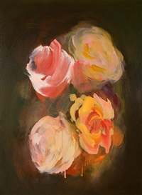 rose garden by kim baker