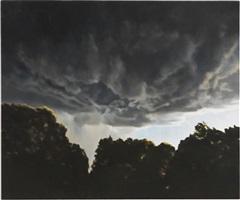 lowering sky by april gornik