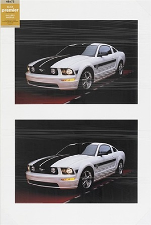 mustang (l) by josephine meckseper
