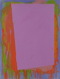 untitled (29.7.75) by john hoyland