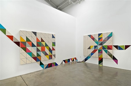 installation view by mariángeles soto-díaz