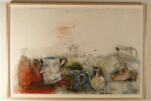 untitled (still life) by jim dine