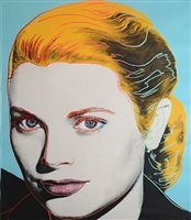 grace kelly (ii.305) by andy warhol