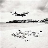 jet airliner #5 – st. maarten by josef hoflehner