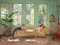 chaise by julie blackmon