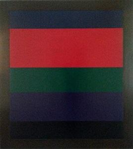 ohne titel (multicolour monochromes) by marie-jo lafontaine