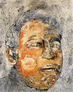 untitled (selfportrait) by nino longobardi