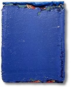 blue by leslie wayne