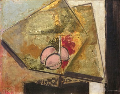 still life by alfred henry maurer