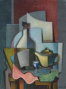tea and vodka by maurice green