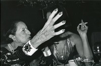 diana vreeland and countess consuelo crespi by bob colacello