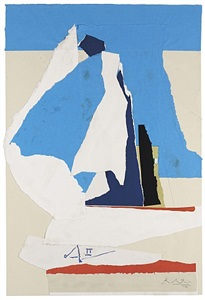robert motherwell collage by robert motherwell