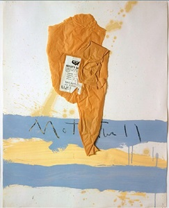 u.s. art, new york, ny by robert motherwell