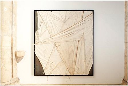 jannis kounellis galería kewenig, palma de mallorca by jannis kounellis