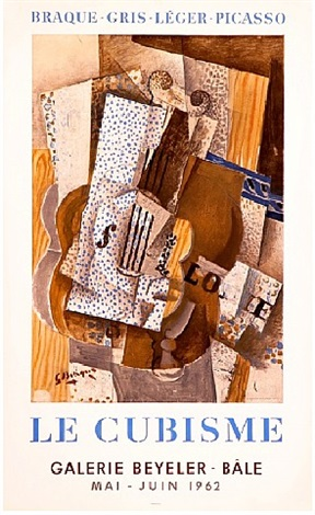 le cubisme by georges braque