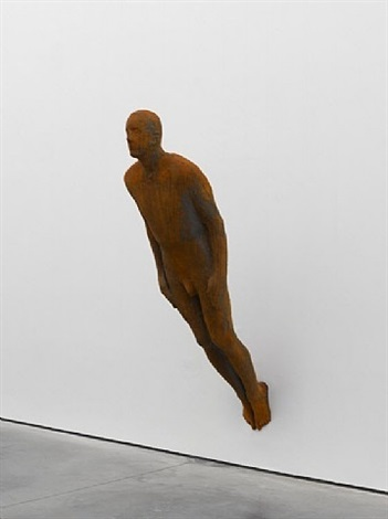 lever ii by antony gormley