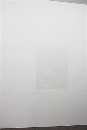 wandstück 100 x 80 by karin sander