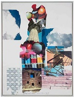 rap and swell by robert rauschenberg