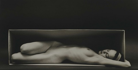 in the box by ruth bernhard