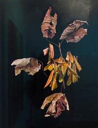dead leaf plant by mark fairnington