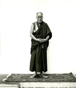 his holiness the dalai lama at rato by nicholas vreeland