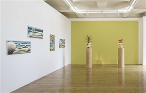 exhibition view: andreas schulze, sprüth magers london