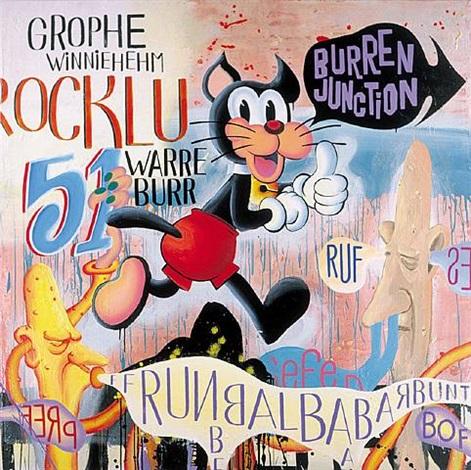 rocklu pumby-warre burr by enric font