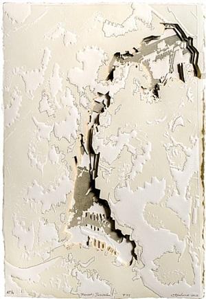 territories series: ramot, jerusalem by soledad salame