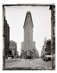 flatiron building by christopher thomas