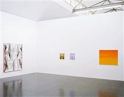 ausstellungsansicht: rupprecht geiger & shannon finley: licht, 2012