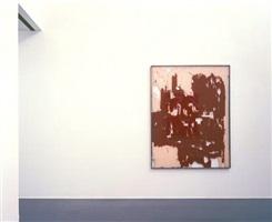 ausstellungsansicht: jean-marc bustamante: malerei 2004-2012, 2012