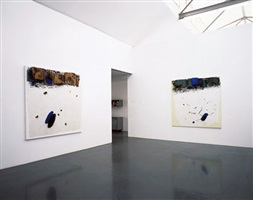 ausstellungsansicht: marco gastini: attimi sospesi, 2011