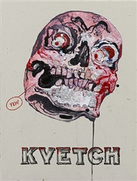 knucklehead kvetch by robbie conal