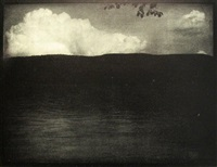 the big white cloud from camera work, the steichen supplement by edward steichen
