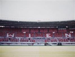 austria 8 (ernst happel stadion, kunsthalle wien) by spencer tunick
