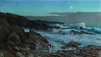 moonlight by frederick judd waugh