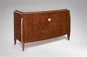 commode modèle 'rasson' / 'rasson' commode by émile jacques ruhlmann