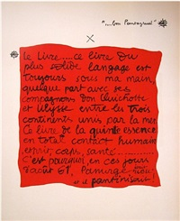 série panurge 2 by le corbusier