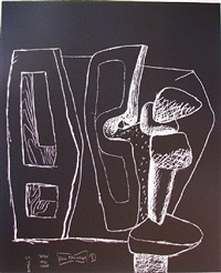 série panurge 5 by le corbusier
