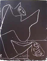 série panurge 6 by le corbusier