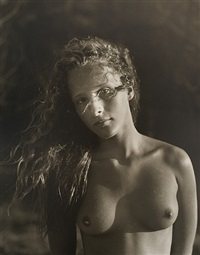 danielle at montalivet by jock sturges