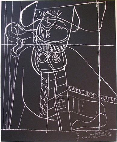 série panurge 8 by le corbusier