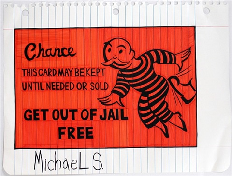 get out of jail free by michael scoggins